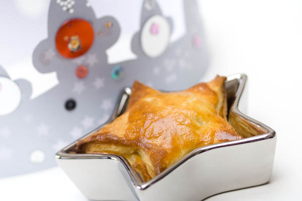 Photographie culinaire galette des rois