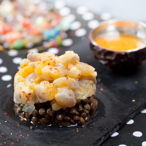 Photographie culinaire tartare de haddock