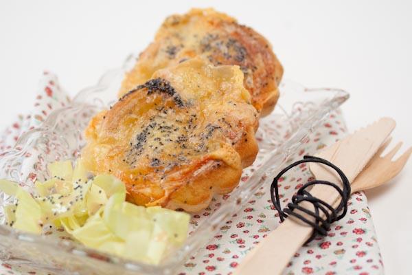 Photographie culinaire tartelette au maroilles