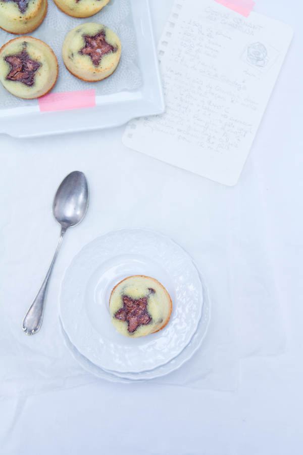 photographie culinaire coeurs coulant