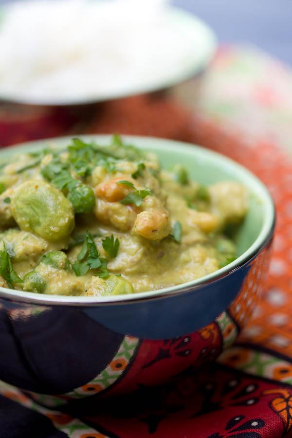 Photographie culinaire curry de boeuf
