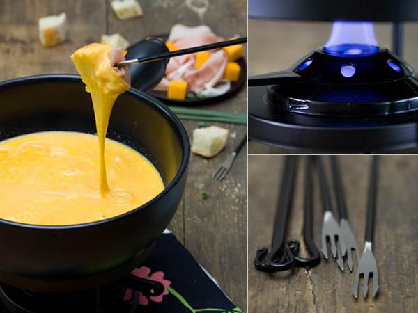 photographie culinaire welsh façon fondue