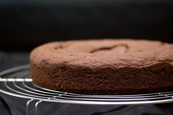 Photographie culinaire gateau au chocolat
