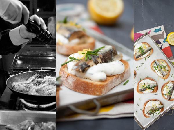 Photographie culinaire tapas