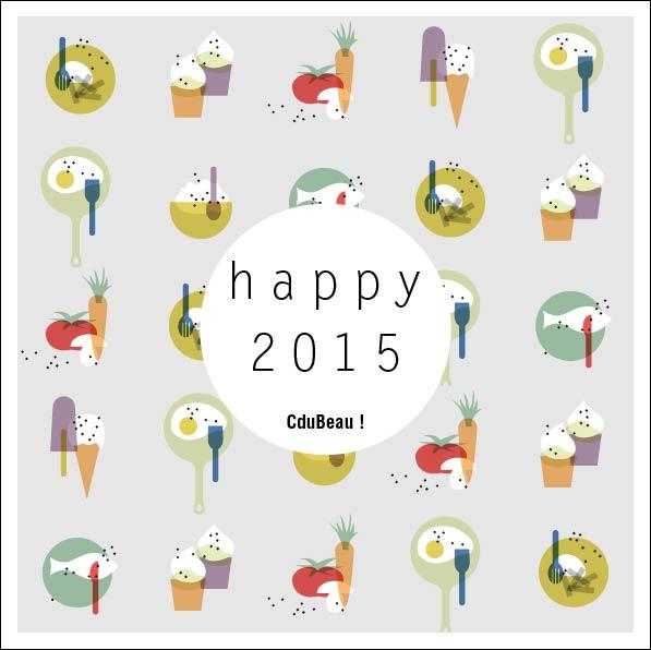 voeux 2015 CduBeau !