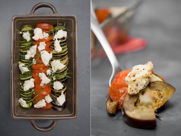 Découvrez l'aubergine dans ce tian à la provençal de cdubeau.com